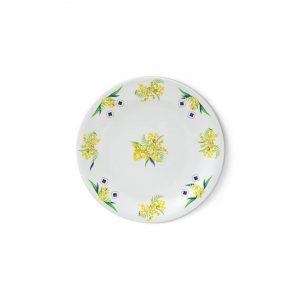 Fern&Co. x Beymen Mimosa Collection Porselen Aperitif Tabağı