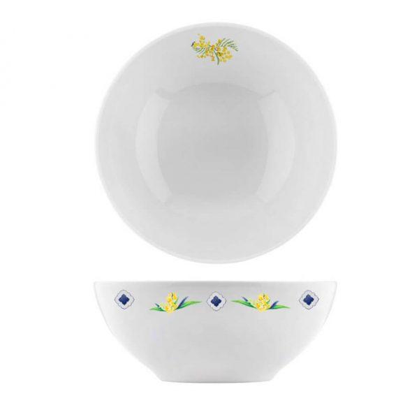 Fern&Co. x Beymen Mimosa Collection Porselen Kase